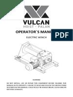 vulcanhoist-winch-serie3-operator-manual