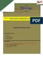 EXERCICIOS DE EXCEL (QUESTIONARIO) ALUNO.doc