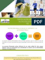 3 Clase 1-Nut. Deportiva