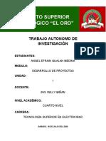 TRABAJO AUTONOMO DE INVESTIGACIÓN
