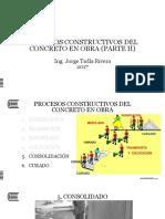 7.a Procedimientos constructivos del concreto_PARTE II