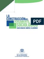 La Construccion del Conocimiento Sociologico (Juan Jimenez).pdf