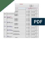 Ejercicio Metrado - Acu y Presupuesto - Arquitectura