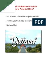 Por qué a Sullana se le conoce como la Perla del Chira.docx