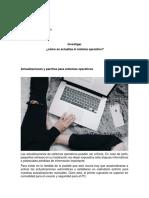 Taller Investigar cómo se actualiza el sistema operativo y las aplicaciones en Linux  Luis Cárdenas.pdf