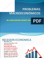 PROBLEMAS MACROECONOMICOS