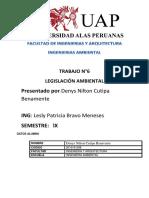 legislacion trabajo n6