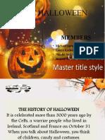 english day halloween
