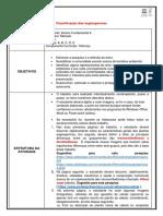 Classificação das angiospermas - 7º ano - Quarentena
