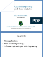 Web_Engg_Lecture 0