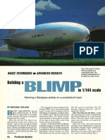 Building a Blimp in 1/144 scale