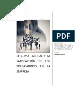 El clima laboral y la satisfacción de los trabajadores.pdf