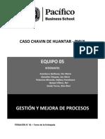 PHVA Chavin de Huantar_Grupo 5
