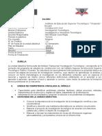 SILABUS DE INNOVACION E INVESTIGACION - copia