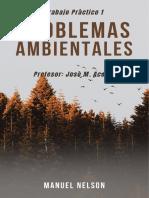 Problemas ambientales en Argentina