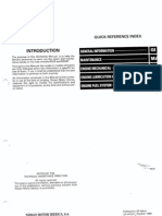 ZD30 Y61 Reference Document - Colour | Turbocharger | Motor Oil