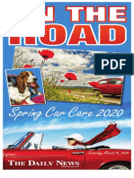 Spring Car Care (March 14, 2020)