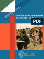 DIVERSIDAD Y MODELOS DE ENSEÑANZA