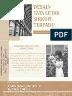 (salinan yang berbeda) DESAIN TATA LETAK SIRKUIT TERPADU