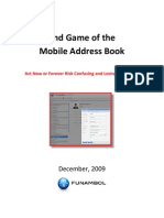 Funambol_MobileAddressBook