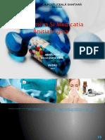 Alexe Diana Elena--Proiect Histamina si medicatia antialergica