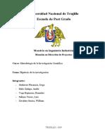 Informe  - Hipotesis  - GRUPO06.docx