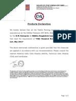 Silkflex product list