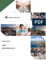ePMP Release Notes 4.4.3 pmp-2714_000v001_ver2