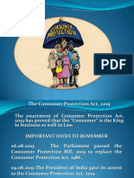 Consumer Protection Act 2019 - What's New