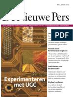 De Nieuwe Pers nr 2, 2011
