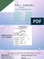 KelasC_DM&Hipertensi_3_Resep.pptx