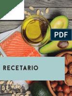 8. RECETARIO Desayunos RETO 25 dias.pdf