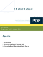 CTA - 11 Collections Excel Object Model.16