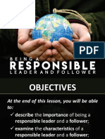 EsP_Being a Responsible Leader and Follower