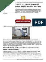 Hitachi-Ex20ur-2-Ex30ur-2-Ex40ur-2-Excavator-Service-Repair-Manual-INSTANT