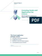 LicensingGuideApplication_July 2010