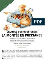 Groupes socioculturels