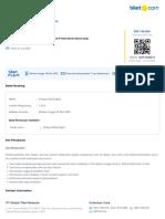 Hotel E-voucher - Order ID 104071025