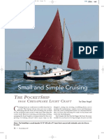 Chesapeake Light Craft - PocketShip Long Distance Sailboat Boat Yacht Plan Plans (2009, Wooden Boat Magazine) - libgen.lc