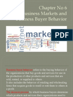 Marketing Chapter 6