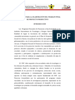manual de proyecto 2013