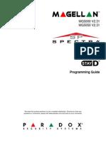 Manual-Paradox-magellan-si-spectra-MG5000-SP5500-SP6000-SP7000-ghid-de-programare