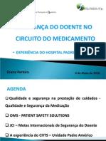 Segurança do doente_Diana Pereira