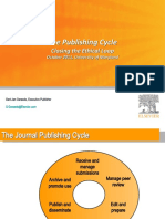 PowerPoint for The Publishing Cycle