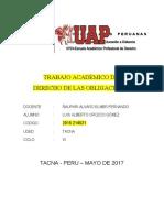 Derecho de Las Obligaciones Luis Alberto Orozco