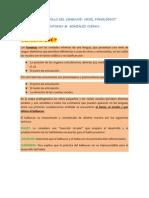 EL DESARROLLO DEL LENGUAJE fonológico
