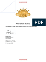 Army Dress Manual_0