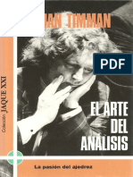 El arte del análisis - Jan Timman.pdf
