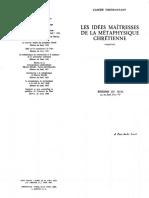 Claude Tresmontant - Les idées maîtresses de la métaphysique chrétienne (1962, Éditions du Seuil) - libgen.lc.pdf