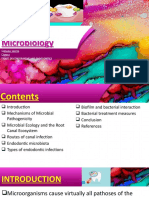 endodontic microbiology final ppt presentation